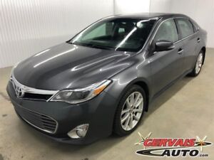 Toyota Avalon Limited GPS Cuir Toit Ouvrant MAGS 2014