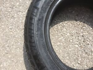 Michelin winter tires 215 /60R16