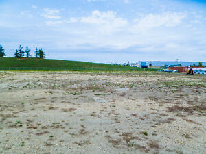 Nisku Industrial Land for Sale or Lease