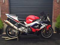 2000 Honda CBR RR Fireblade 929cc