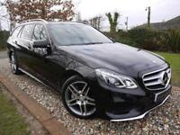 Mercedes E Class E350 Bluetec Amg Sport Estate 3.0 Automatic Diesel