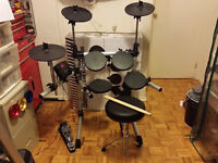 Univox DD-402 Electronic Drum Set