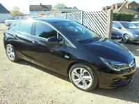 2017 Vauxhall Astra 1.6 CDTi BlueInjection SRi (s/s) 5dr Hatchback Diesel Manual