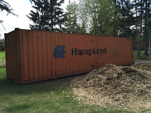 40' High Cube Shipping Container / Sea Can (Used)