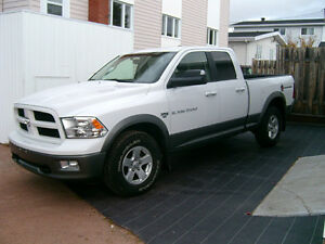 2011 Dodge Power Ram 1500 offroad Camionnette