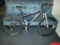 2007 Specialized Epic Marathon Low miles!! XTR!! Fox Suspension!