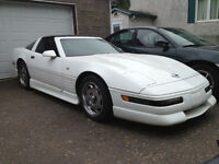 1993 Chevrolet Corvette Coupé (2 portes)