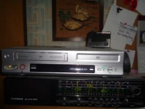 DVD/VCR Combo and Toshiba DVD Player!