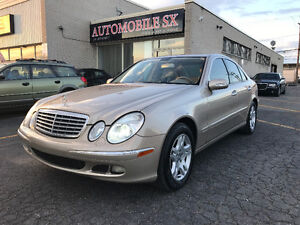 2005 MERCEDES E 320 DIESEL TURBO IMPECCABLE JAMAIS ACCIDENTER