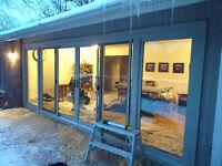 Ashwood Exterior Design windows and doors at a fair price