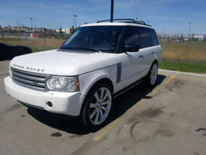 2008 HSE Land Rover