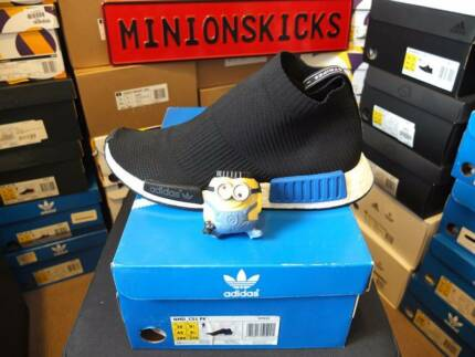 "M&K: NMD CS ""Toyko"" US10 DS"