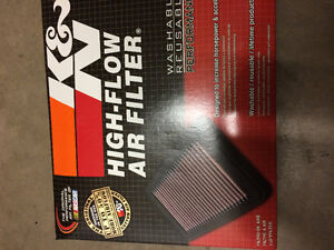 K&N air filter 2013 equinox 3.6L V6