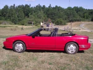 1994 Oldsmobile Cutlass supreme Cabriolet