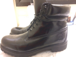 Leather Timberland size 12