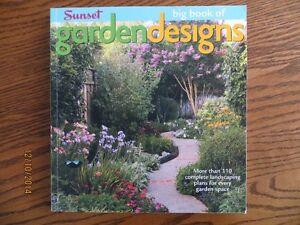 Sunset big book of garden designs