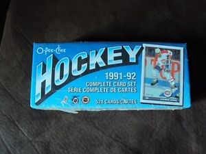 O-Pee-Chee Hockey card set