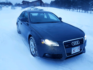 2009 Audi A4 awd - Free Warranty! Excellent condition!