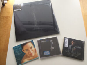 Take it all for $5 - Jazz CDs + vinyl