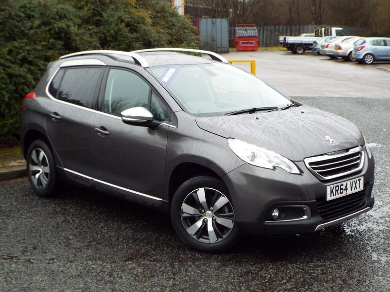 peugeot 2008 1 6 e hdi allure 5 door grey 2015 in nelson lancashire gumtree. Black Bedroom Furniture Sets. Home Design Ideas