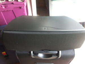 JBL CENTER SPEAKER  NEVER USED..WAS A PRIZE