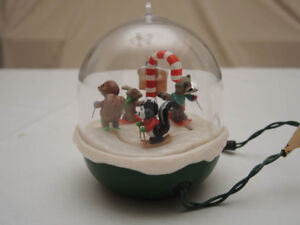 Hallmark Forest Frolics Christmas Ornaments