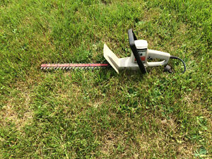 Craftsman hedge trimmer
