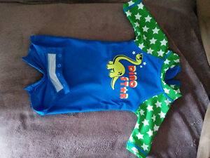 Bathing suit boy or girl 0-3 month