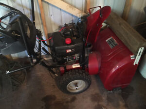 Sears Snow King Snow Blower Model 944 522290