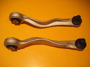 Front upper Control Arm  Pair Set NEW For Audi A4 A6 A8