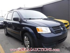 2008 DODGE GRAND CARAVAN  WAGON