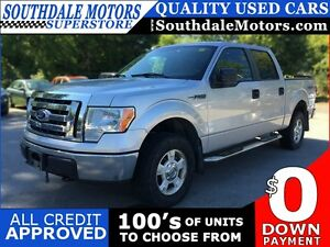2010 FORD F-150 4WD * POWER GROUP