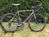Van Nicholas Titanium Road bike