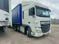 DAF TRUCKS XF460 space cab midlift double bunk only 482k klms NEW STOCK