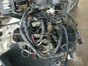 Honda atc 3 wheeler wire harnesses, coils cdi etc Kingston Kingston Area image 1