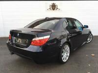 2008 BMW 5 Series 3.0 525d M Sport 4dr
