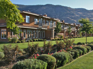 Exclusive Waterfront Resort in BC's Desert Wine Country