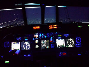 Flight Simulator Boeing 737 Everyone can Fly..BEST OFFER TAKES Edmonton Edmonton Area image 3