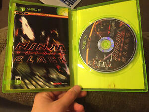 Ninja Gaiden Black (Xbox) DAMAGED DISC - Must Repair Gatineau Ottawa / Gatineau Area image 2