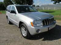 2005 JEEP GRAND CHEROKEE 3.0CRD V6 AUTOMATIC LIMITED DIESEL
