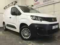 2020 70 PEUGEOT PARTNER 70 1.5 BLUEHDI PROFESSIONAL L1 76 BHP ONLY DONE 6178 MIL