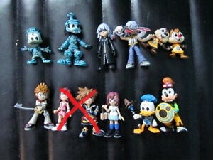 Selling Kingdom Hearts Funko Mystery Mini Figures Series One