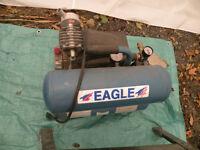 Eagle Air Compressor 2HP