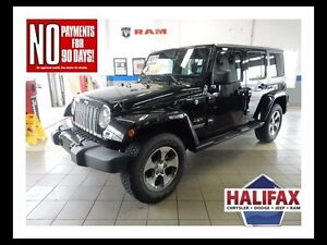 2017 Jeep WRANGLER UNLIMITED SAHARA.   ORIGINAL MSRP $57,000!!!!