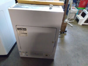 Apartment sized dryer 220 my accident is ur bargain