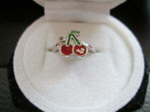 Silver Ring for a Child
