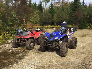 1986 Honda 250 fourtrax and parts bike Trades ONLY