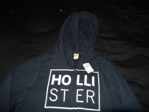 Hollister Hoodie with Tags