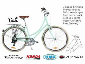 NIXEYCLES Vintage Dali 7sp Bicycle | Free Delivery* Sydney City Inner Sydney Preview