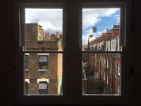 Wooden sliding sash windows